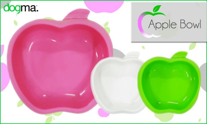Comederos APPLE BOWL